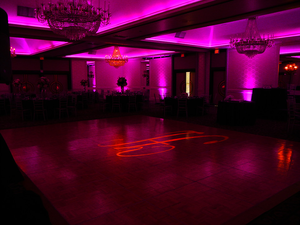 DJ Shane Entertainment Gobo Lighting