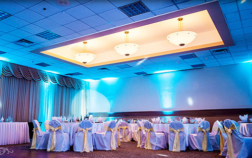 DJ Shane Entertainment Wedding Lighting