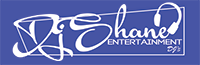 DJ Shane Entertainment Mobile Logo