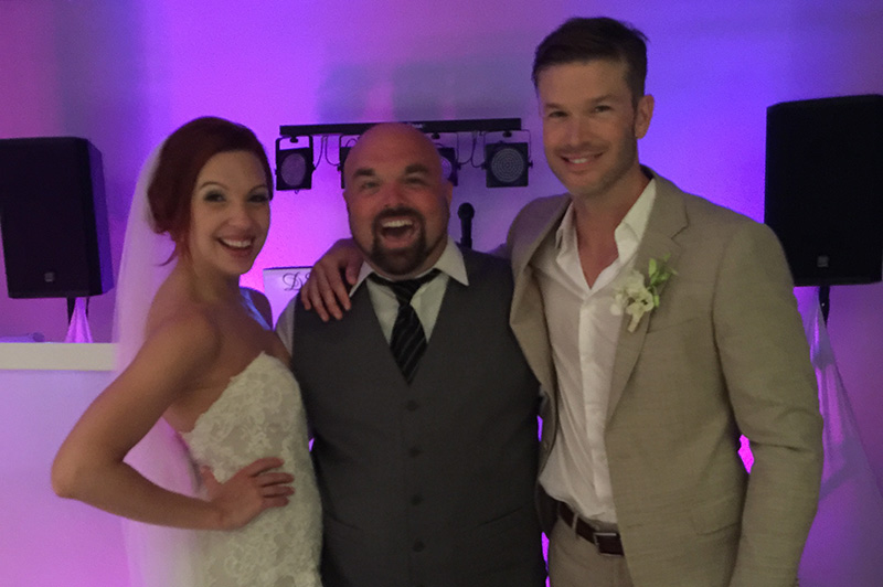 Melbourne, FL Wedding DJ's | DJ Shane Entertainment